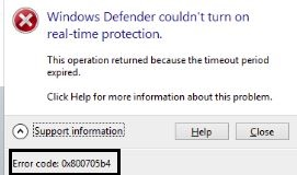 windows-defender-error-0x800705b4